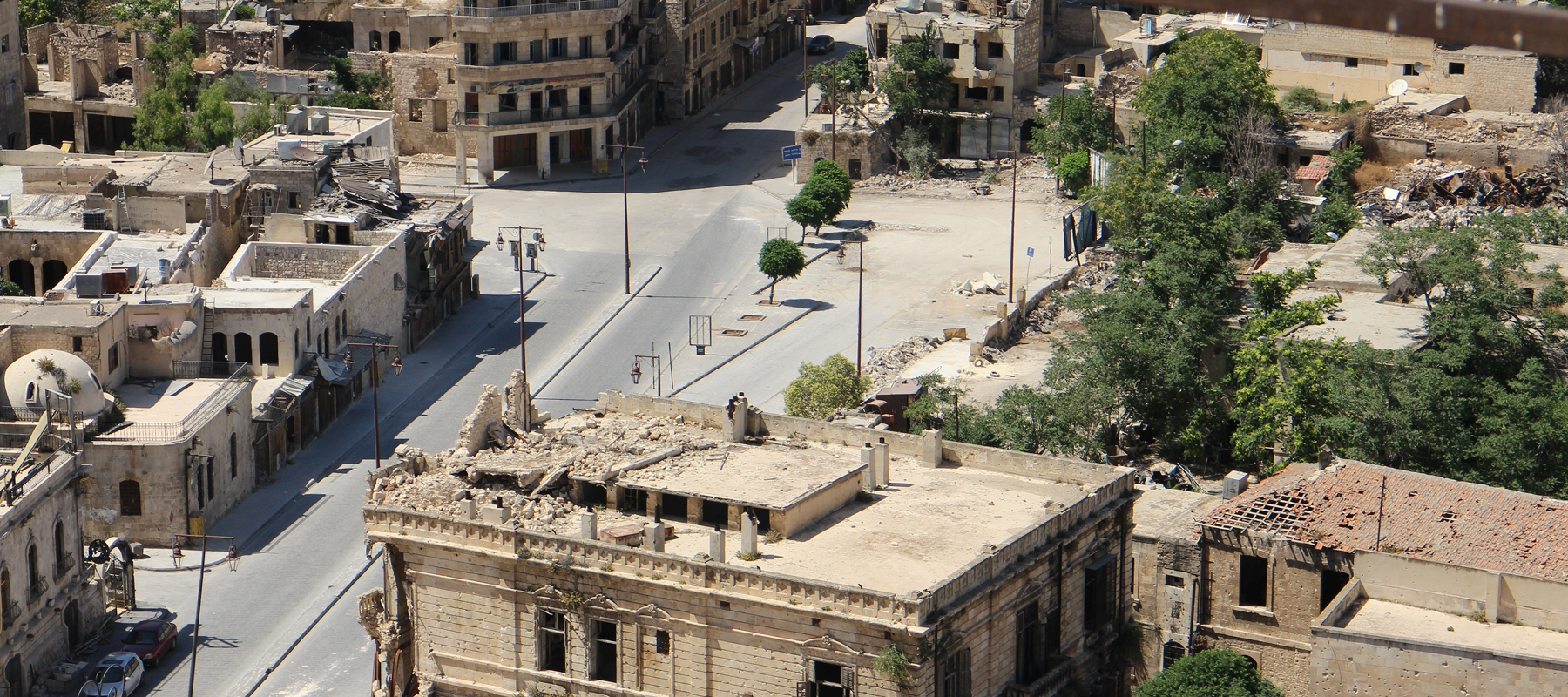 City Aleppo