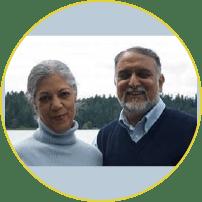 Vishal & Ruth Mangalwadi